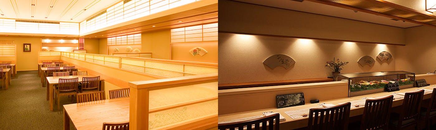 京料理 たん熊 北店 Directed by M.Kurisu/京都東急ホテル