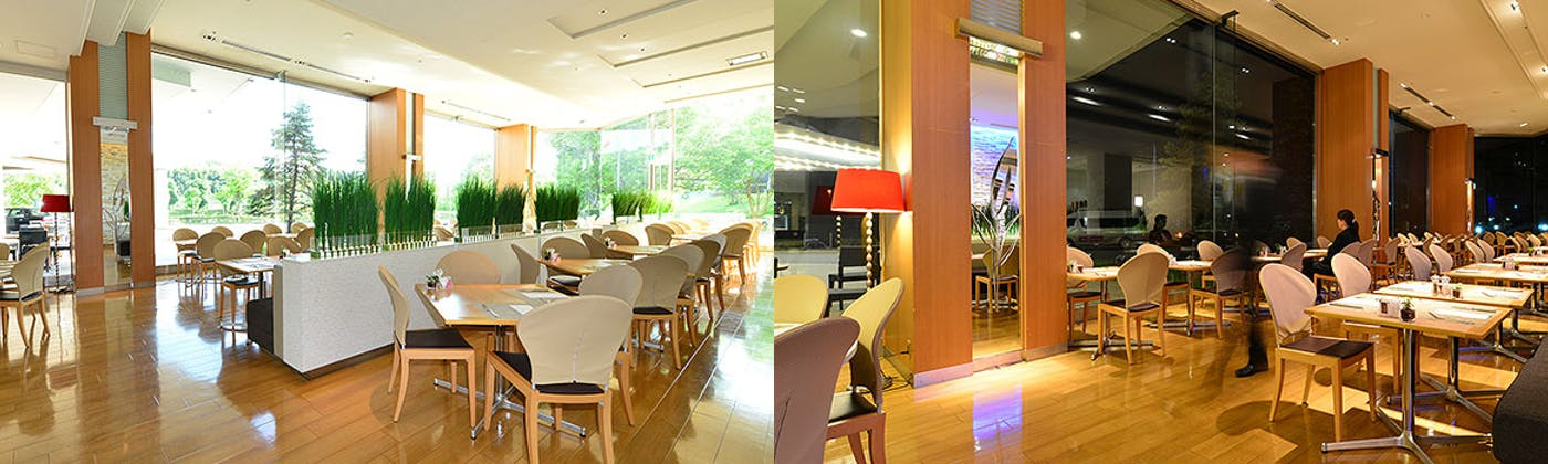 レストランカフェ  セレース/ANAクラウンプラザホテル成田