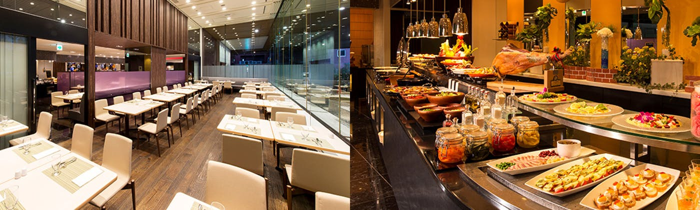 All Day Dining FRUITIER/ANAクラウンプラザホテル広島