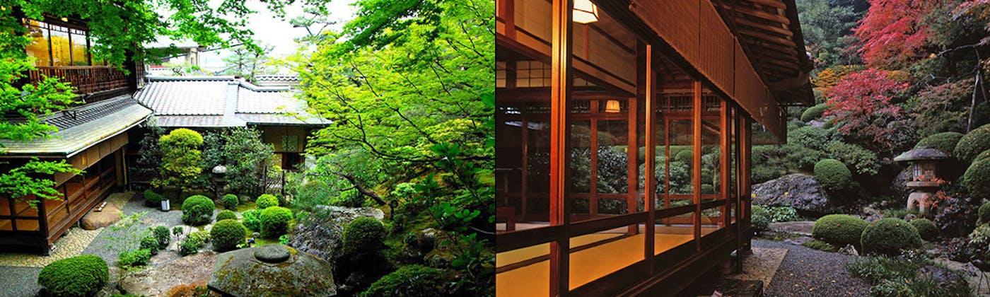 京都ホテルオークラ 別邸 粟田山荘
