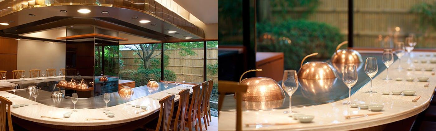 鉄板焼 燔/京都ブライトンホテル