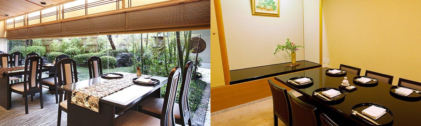 京懐石 螢/京都ブライトンホテル