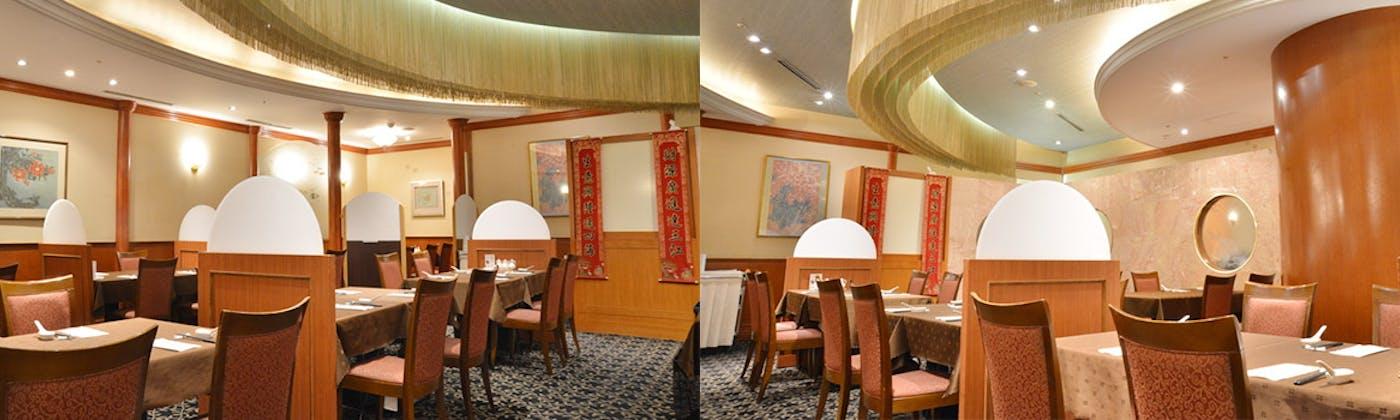 中国料理 白楽天/ホテルカデンツァ光が丘