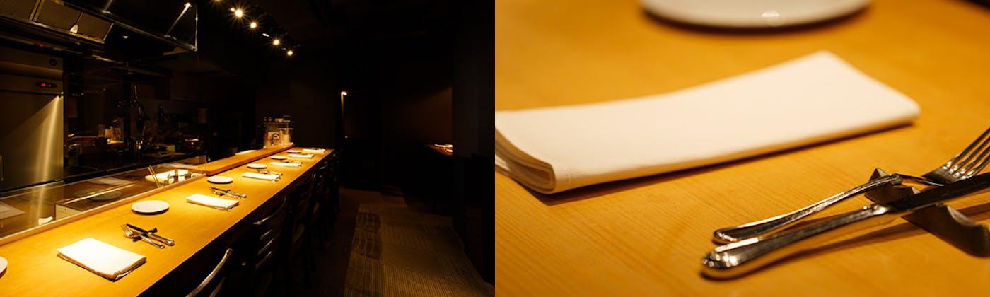 La cuisine de KAWAMURA(旧 Grill かわむら)