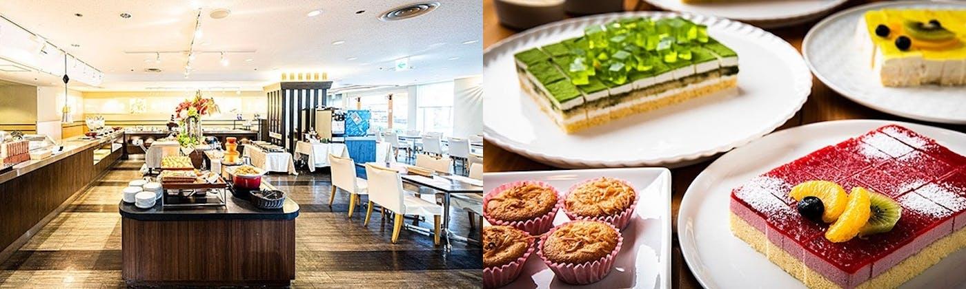 カフェ&バイキング シャガール/千里阪急ホテル