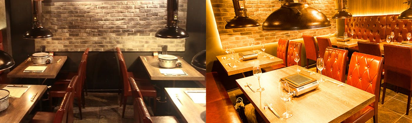 焼肉DINING GROW 上野店