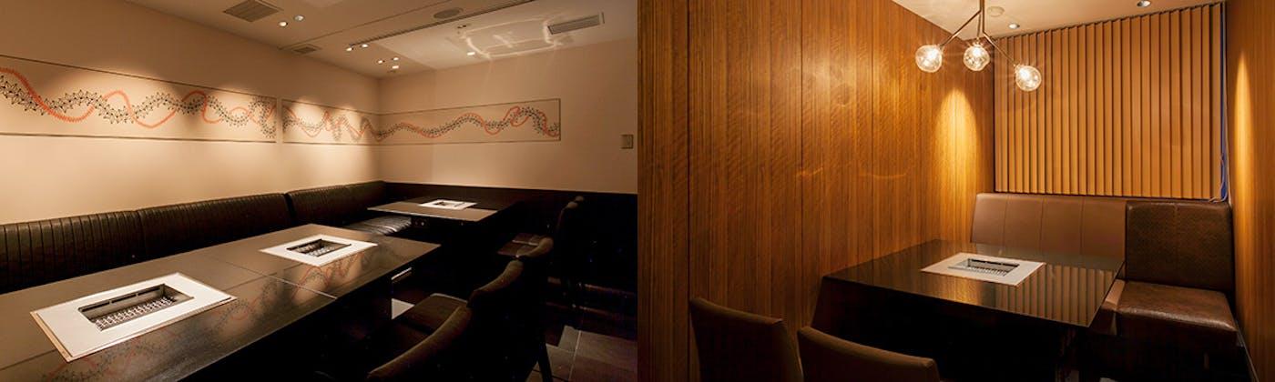 神戸牛 完全個室 焼肉 韓国酒家