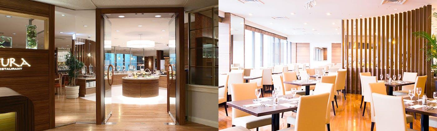 カフェレストラン ナトゥーラ/川崎日航ホテル