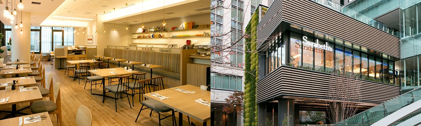 サラベス 東京店