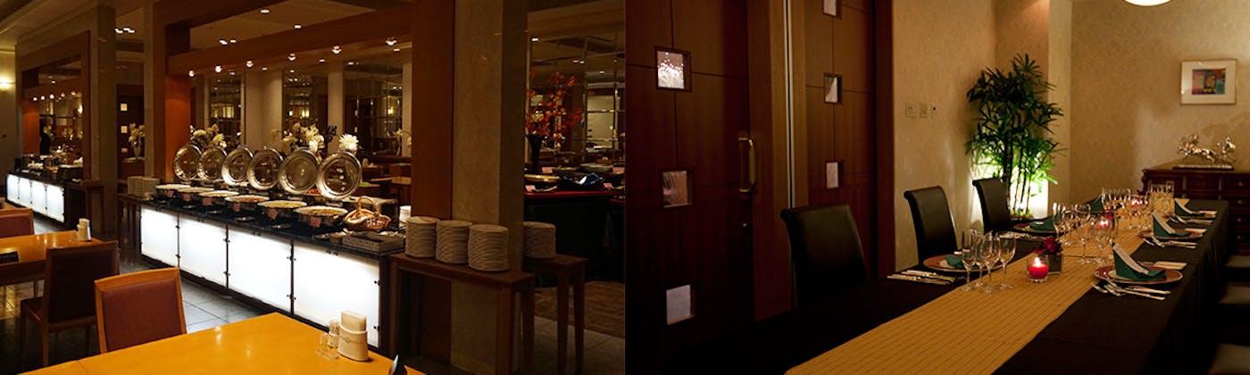 オールデイダイニング「パルケミエール」/ホテル メルパルク名古屋