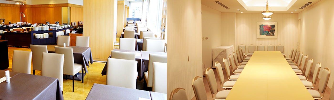 ブッフェレストラン エトワール/川越プリンスホテル