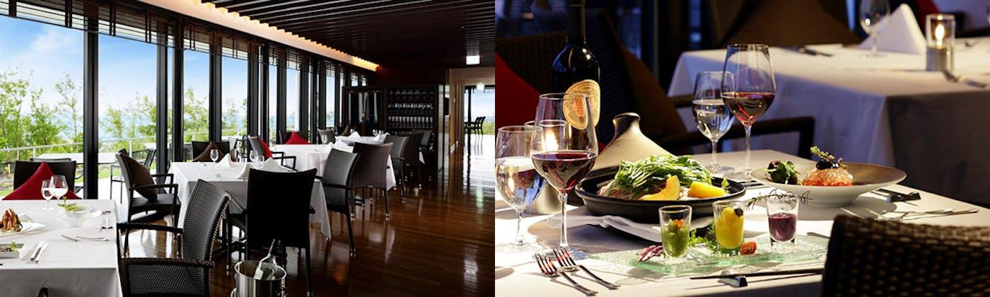 レストラン無垢/カフー リゾート フチャク コンド・ホテル