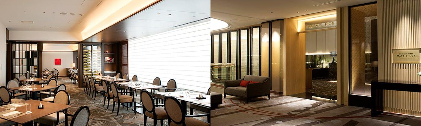 レストラン「マレ・ドール」/金沢東急ホテル