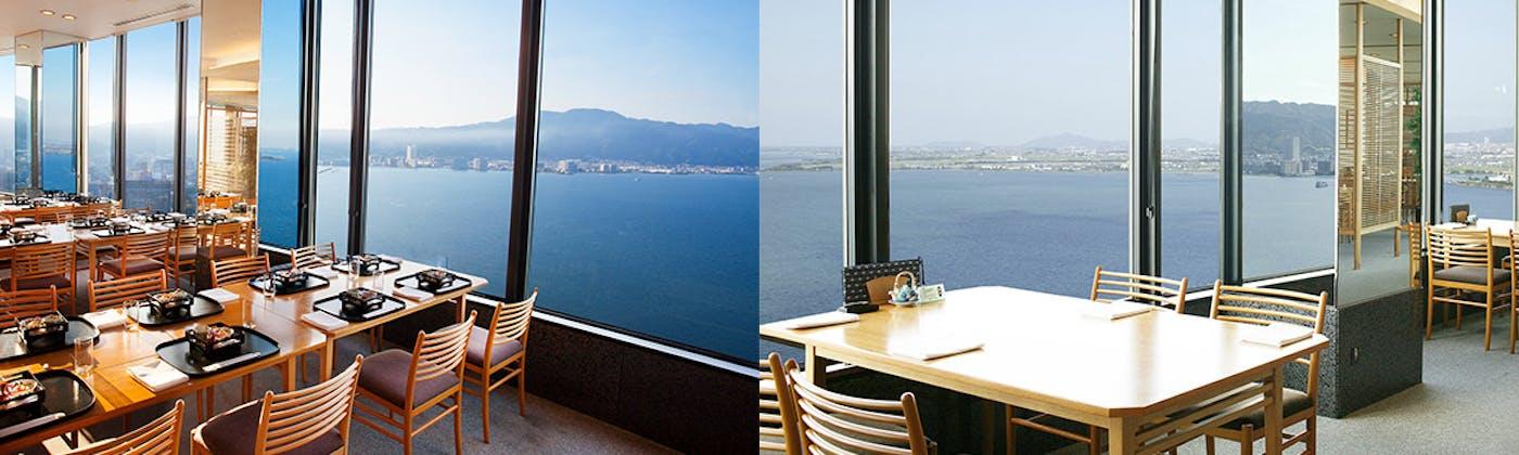 和食 清水/びわ湖大津プリンスホテル