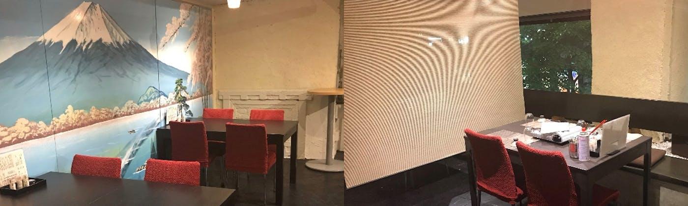悠久乃蔵/糀カフェ 糀料理としゃぶしゃぶ 銀座6丁目並木通り本店