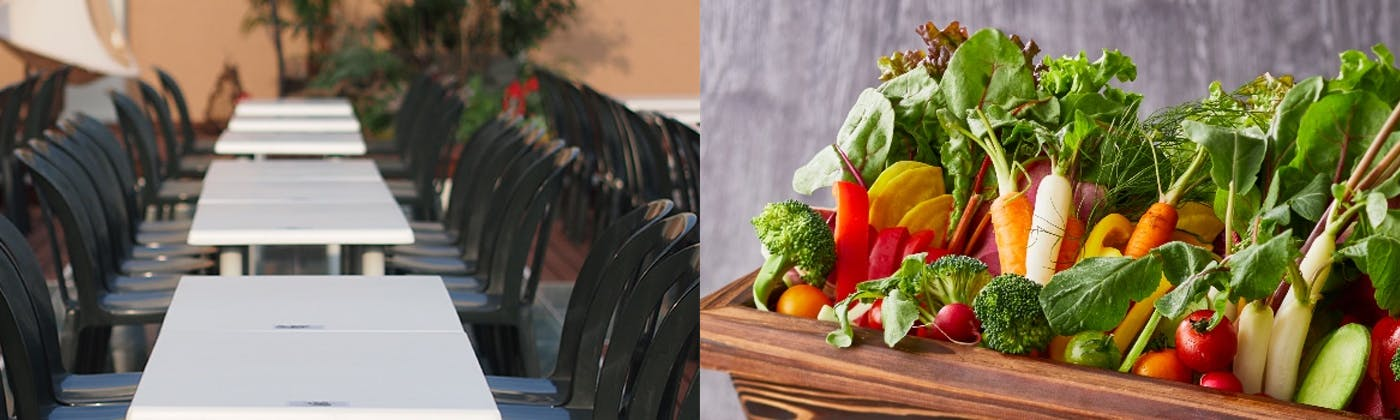 Rooftop Dining FORUM/ホテル・アゴーラ大阪守口