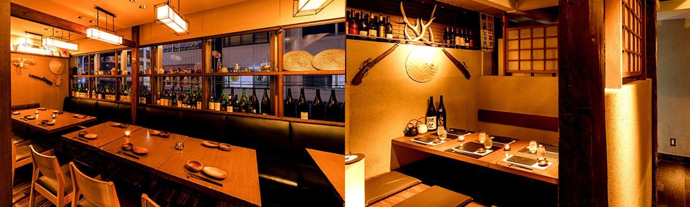 町屋個室×肉バル ジビエズマーケット 大門・浜松町店
