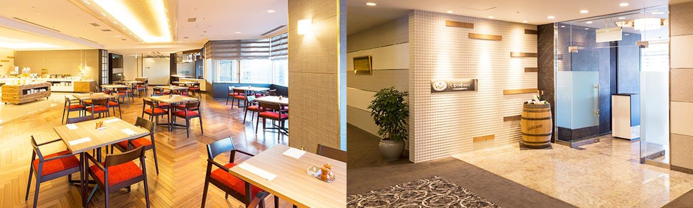 シーズナルキッチン ル・ボナール/名鉄トヨタホテル