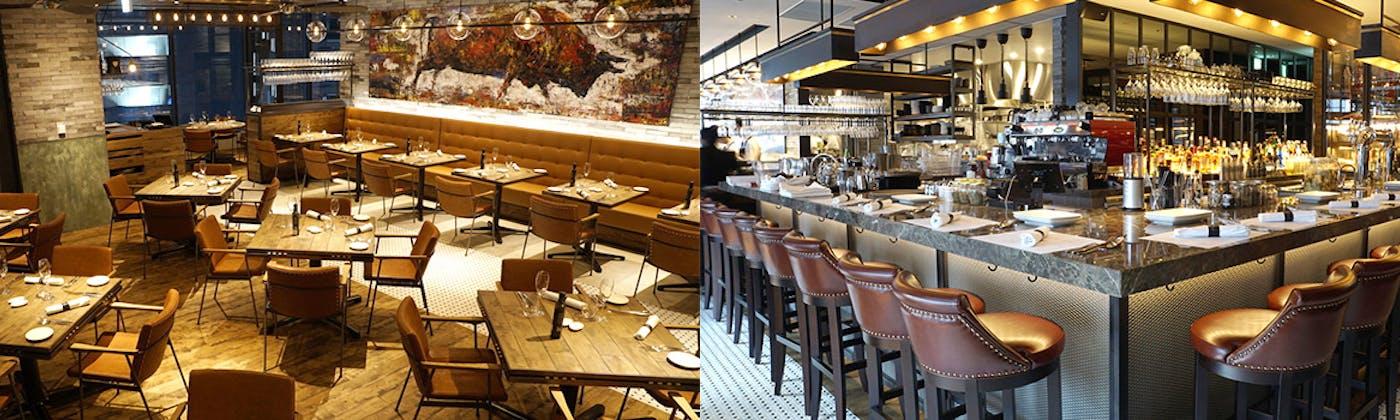 Ironbark Grill & Bar (アイアンバーク グリル&バー)(旧 Salt grill & tapas bar)