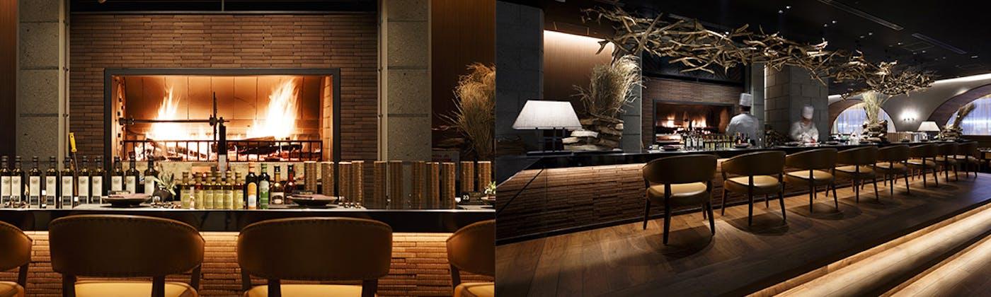 GRILL DINING 薪火/浅草ビューホテル