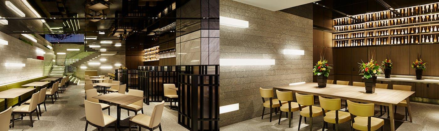 Buffet&Cafe GINZA SAI/ミレニアム 三井ガーデンホテル 東京