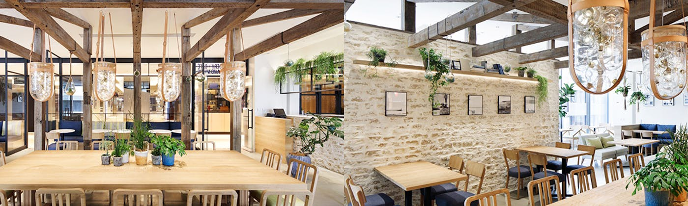72 Degrees Juicely+Cafe by David Myers
