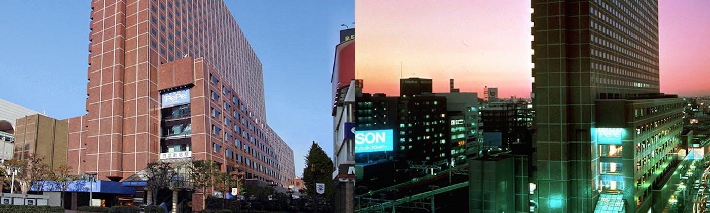 パーティースペース ブリック/新宿プリンスホテル