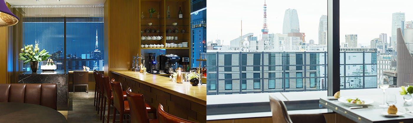 GINZA CASITA/ホテル ザ セレスティン銀座