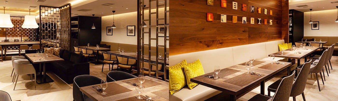 CAFE&BRASSERIE ALLAMANDA/ホテルアラマンダ青山