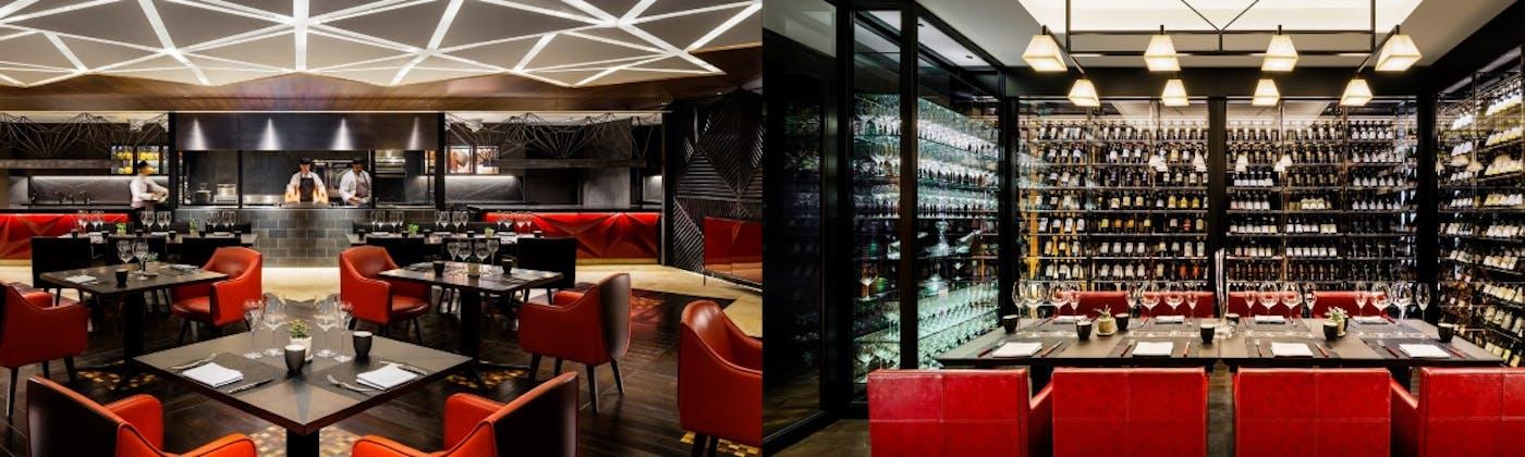 セントラム グリル&ワイン /ヒルトン大阪(2階)