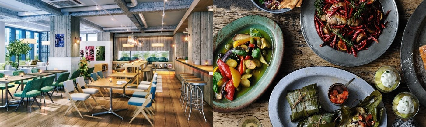 Cafe,Dining & Bar 104.5