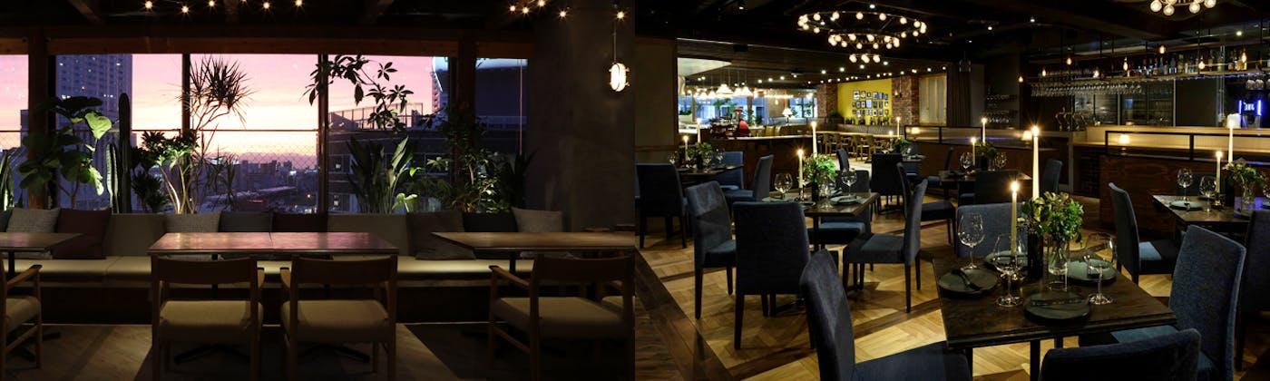 GRILL DINING & WINE 金山テラス/名古屋金山ホテル