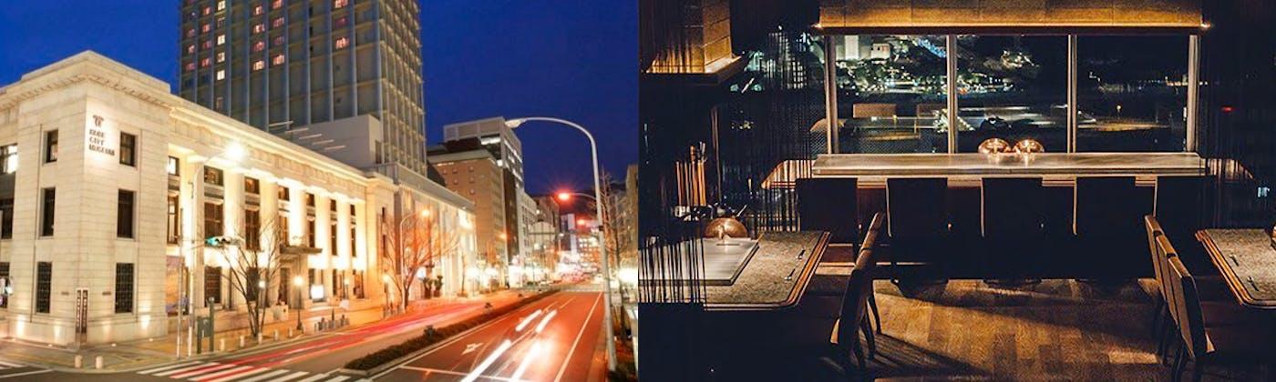 ステーキハウス ミディアムレア/オリエンタルホテル