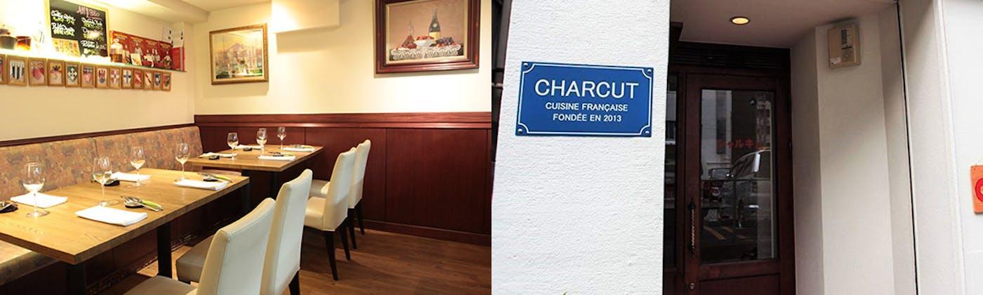 CHARCUT