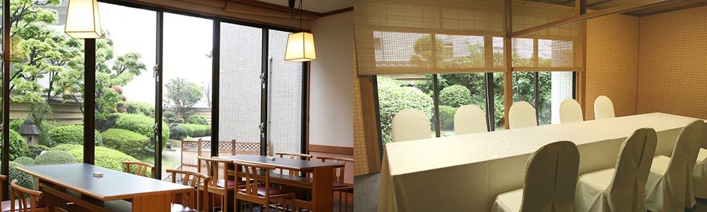 和食堂 花綴/ホテル大阪ガーデンパレス