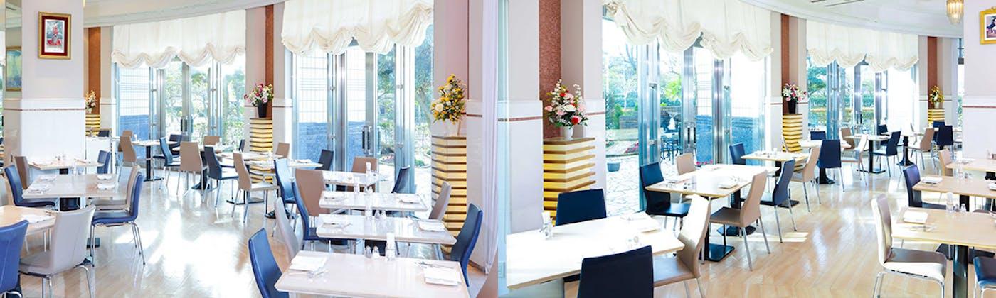 レストラン&ラウンジ ザ・テラス /ホテル ザ・マンハッタン