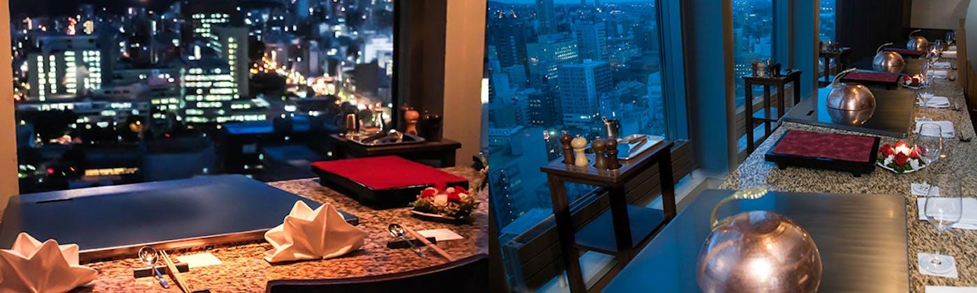 ステーキハウス 桂/札幌プリンスホテル