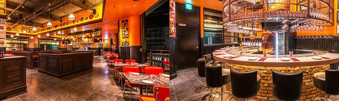 ザ・パイクブリューイング レストラン&クラフトビアバー 中部国際空港セントレア店
