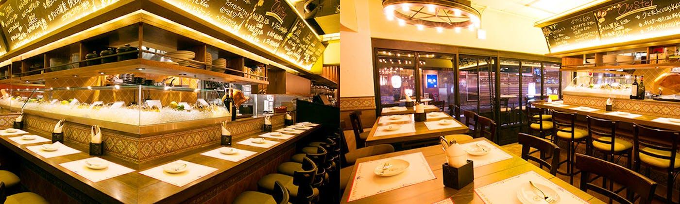 Oyster Bar&Restaurant Ostrea 新橋店