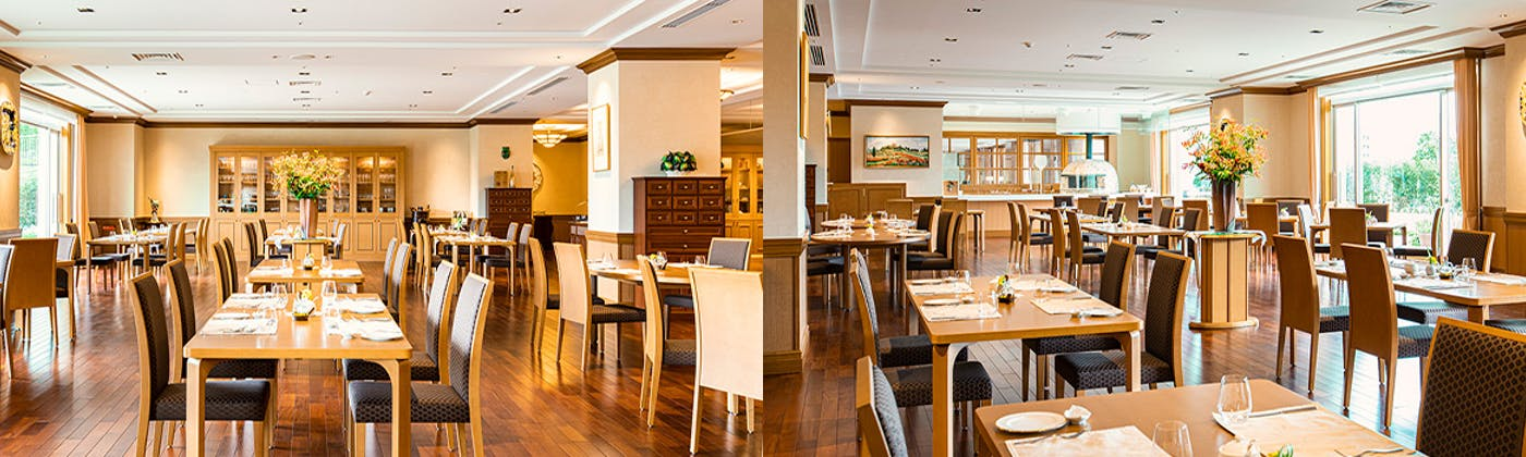 レストラン アンテェナアト/Grand Empire Hotel