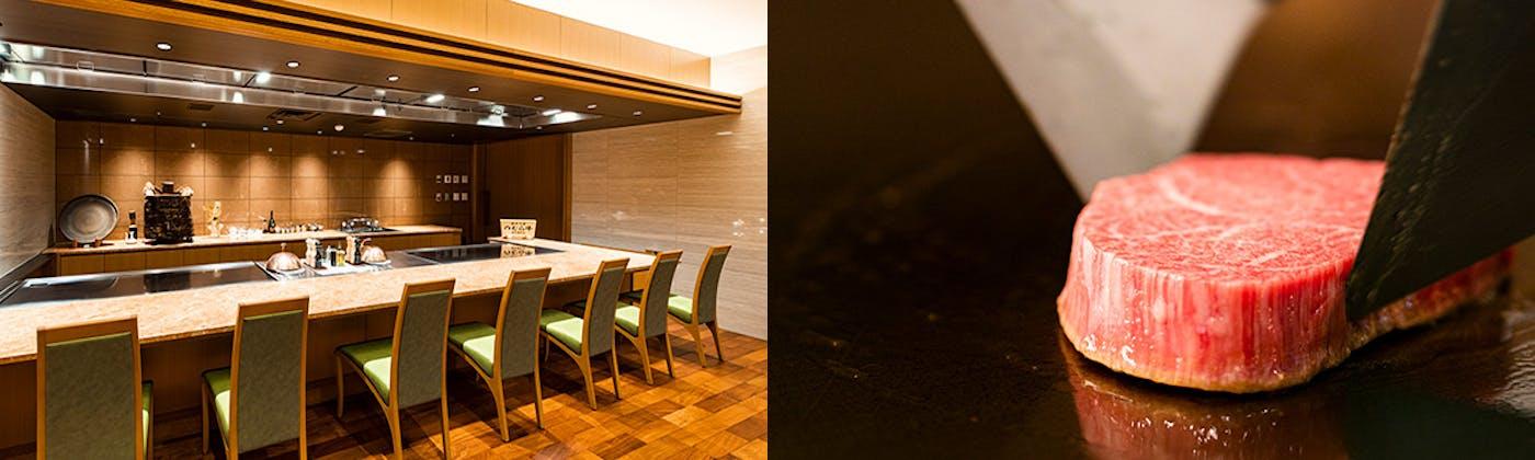 鉄板焼 緑亭/Grand Empire Hotel