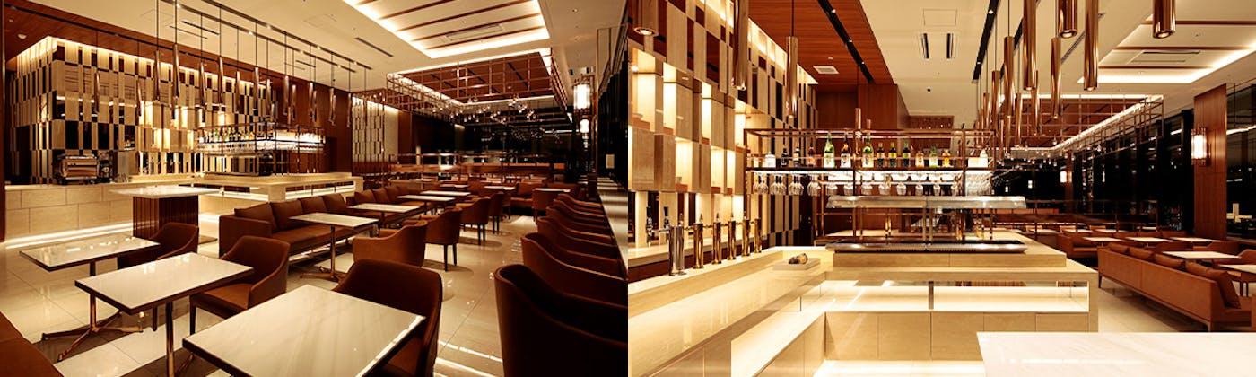 Lounge 22/カンデオホテルズ大宮