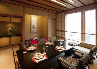 日本料理 大阪 浮橋/ホテルグランヴィア大阪