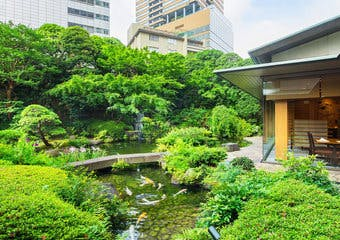 日本料理 雲海/ANAインターコンチネンタルホテル東京
