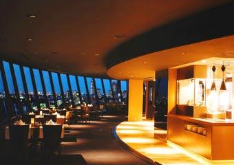 VIEW & DINING THE SKY ホテルニューオータニ image