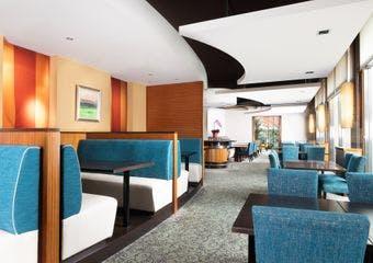 カフェ カリフォルニア/シェラトン都ホテル東京の写真