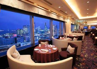 フレンチ「ベイ・ビュー」/横浜ベイシェラトン ホテル&タワーズ