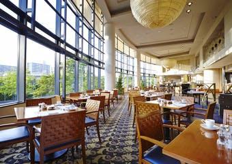 カフェレストラン ザ・カフェ/ハイアット リージェンシー 大阪