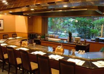 ステーキハウス ハマ 目黒店/ホテル雅叙園東京