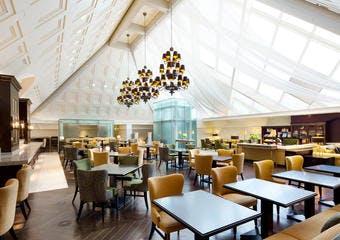 Guest Lounge Atrium 東京ステーションホテル image
